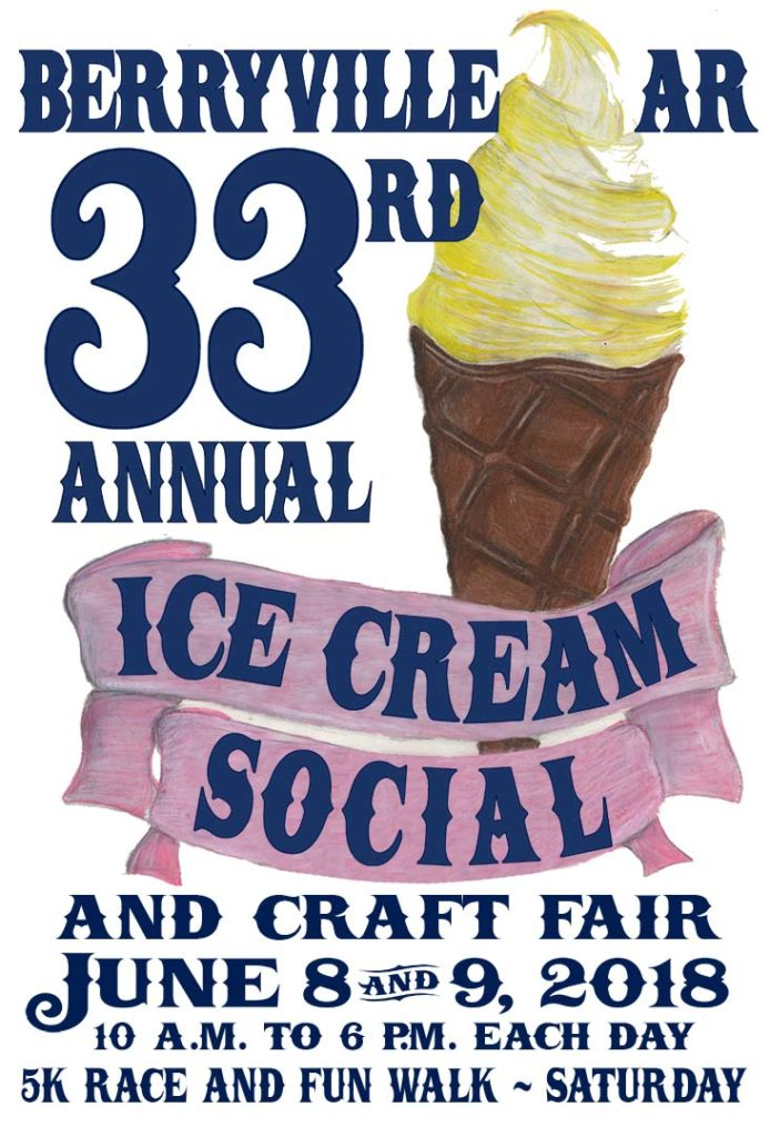 Town's Ice Cream Social A Tasty Way To Celebrate Summer