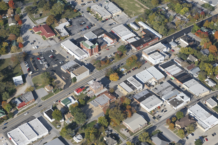 Berryville: A Place Where History Meets Progress