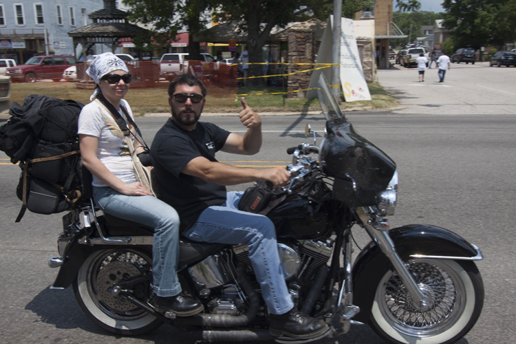 Berryville A Popular Destination Among Motorcycle Riders Visiting Arkansas