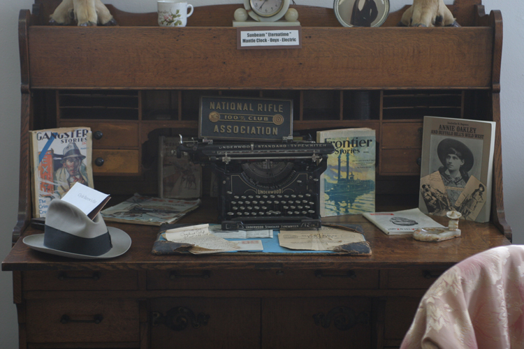 Displays At Saunders Museum Reflect Life In Berryville's Past