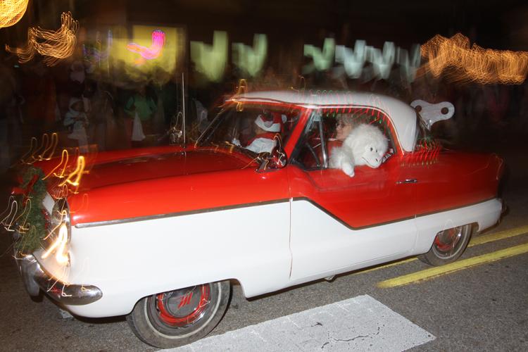 Vintage Collectible Automobiles From Local Owners Make Every Parade A Moving Adventure To Treasure