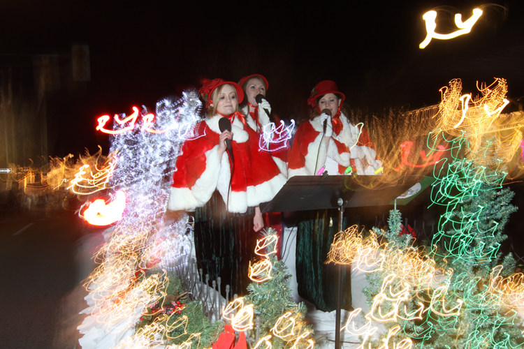 Christmas Parades Bring Out The Excitement Of The Season