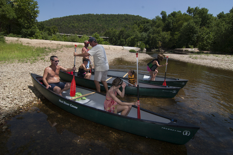 Kayaks and Canoes A Popular Outdoor Recreational Activity