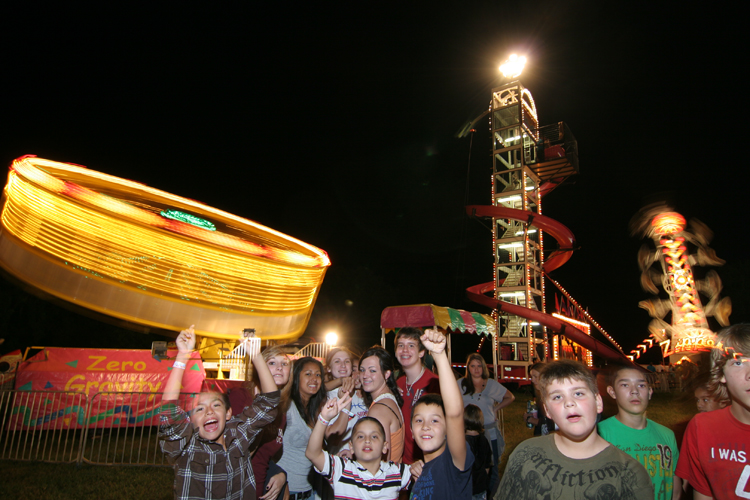 Carroll County Fairgrounds Home To Summer Fun, Exhibits, A Salute To Agriculture In The Area