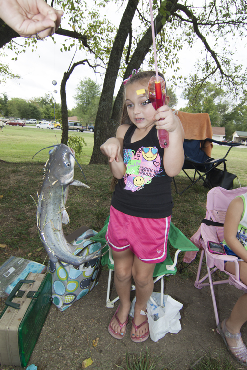 Annual Fishing Derby Introduces Youth To The Joys Of Fishing