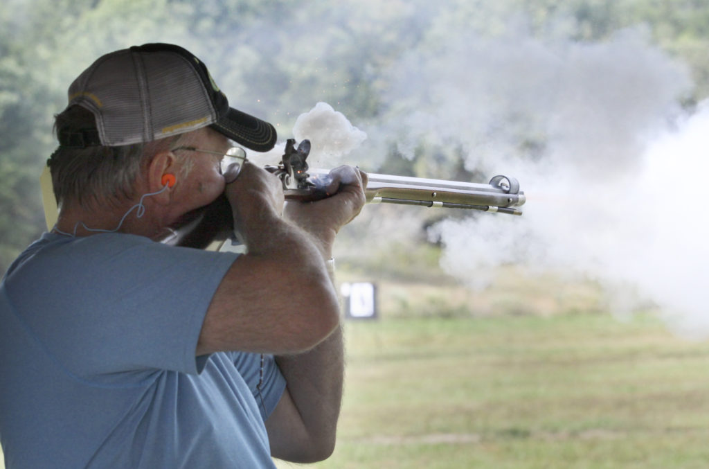 Gun Range In Berryville Site of Muzzleloading Competitions