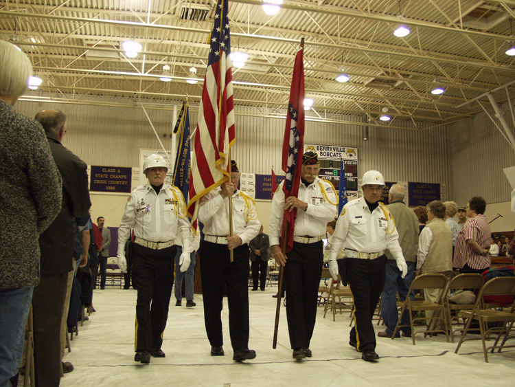 Honoring Those Who Served A Way of Life in Berryville
