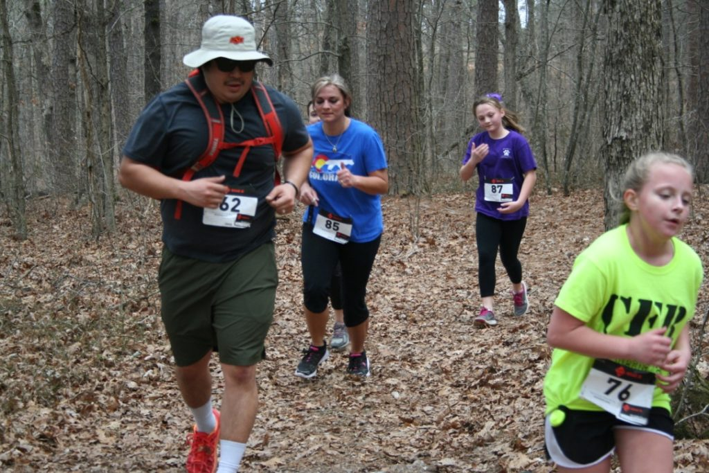 New Pension Mountain Mixed-Use Trails Attract Running Groups, Hikers, ATV'ers